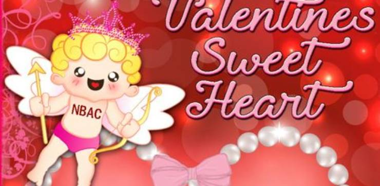 Valentines Sweet Heart Pageant